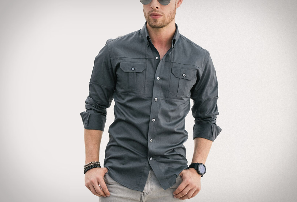 BATCH TACTICIAN UTILITY SHIRT | Image
