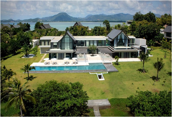 Stunning Beachfront Villa For Sale | Phuket | Image
