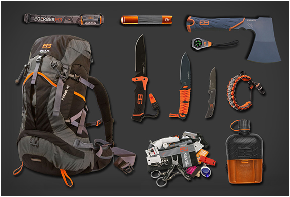 BEAR GRYLLS MOUNTAIN PACK | Image