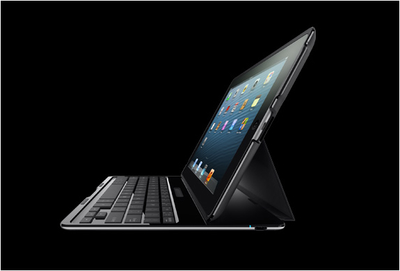 Fastfit | Ipad Mini Wireless Keyboard Case | Image