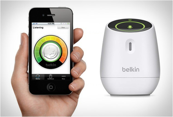 WEMO BABY | IPHONE BABY MONITOR | Image