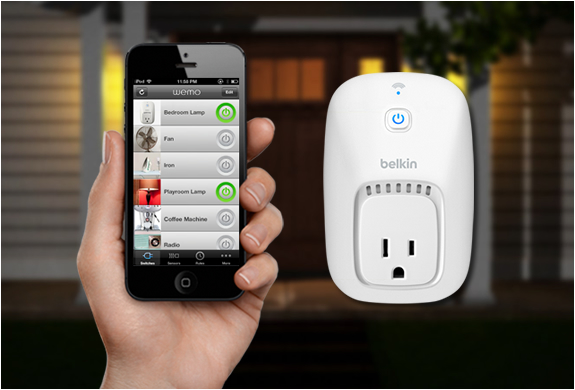 WEMO SWITCH | BY BELKIN | Image