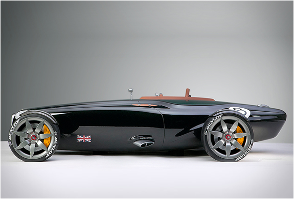 Bentley Barnato Roadster | Image