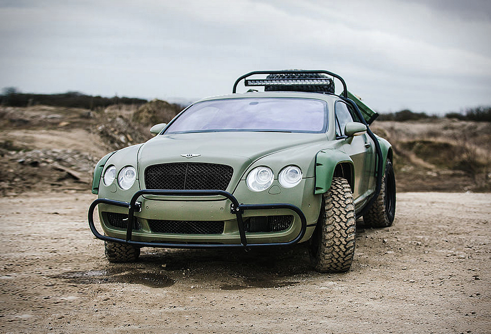 Bentley Continental GT Rally Edition | Image