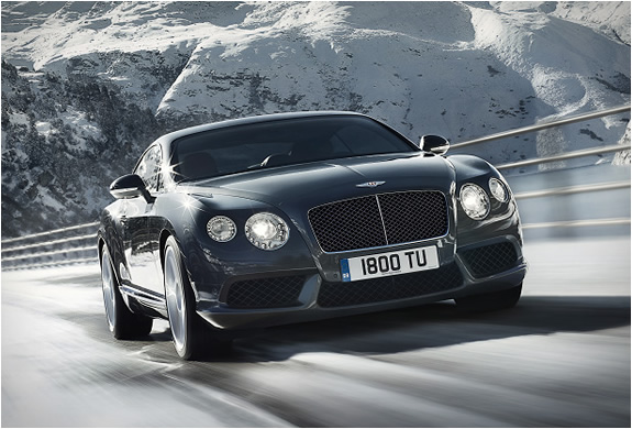 2012 BENTLEY CONTINENTAL GT V8 | Image