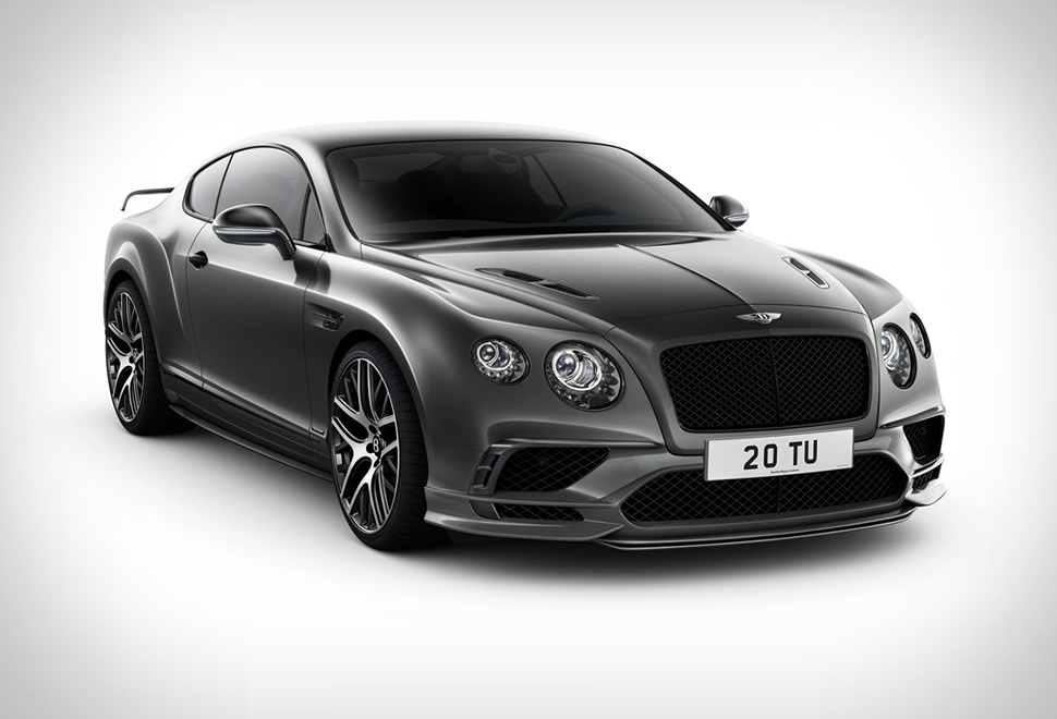 Bentley Continental Supersports | Image