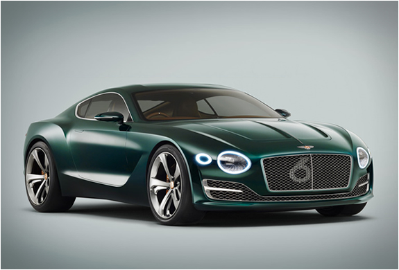 BENTLEY EXP 10 SPEED 6 | Image