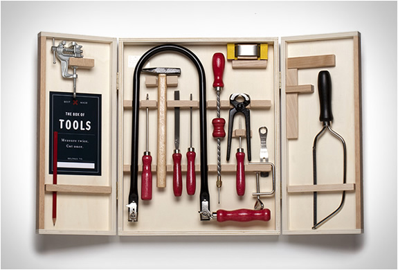Kids Box Of Tools | By Best Made | Image