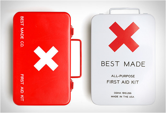 FIRST AID KITS | BY BEST MADE COMPANY | Image