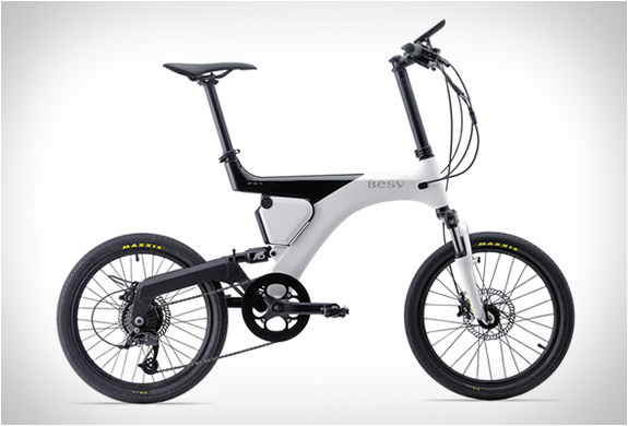 Besv Ps1 Electric Bike | Image