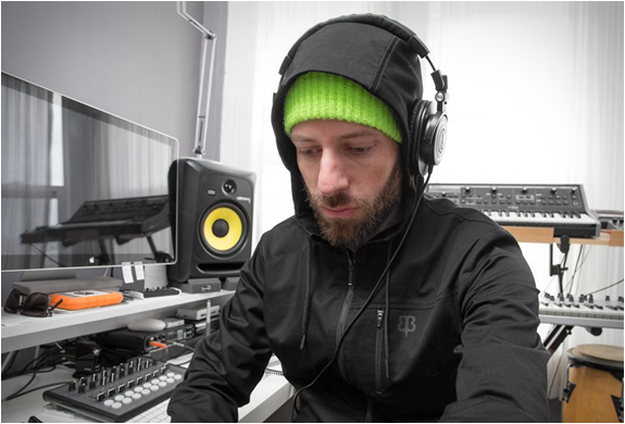 AUDIO ENGINEER HOODIE | Image