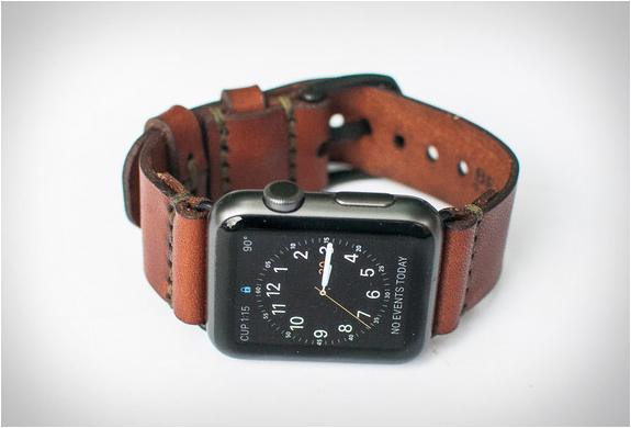 Apple Watch Leather Strap | Image