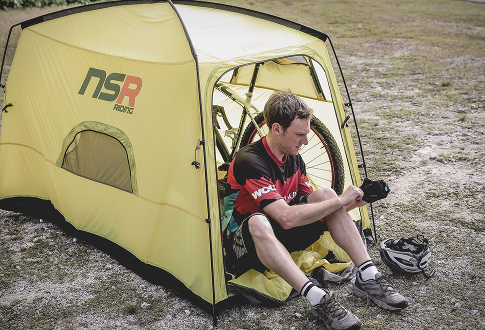 Bicycle Tour Camping Tent | Image