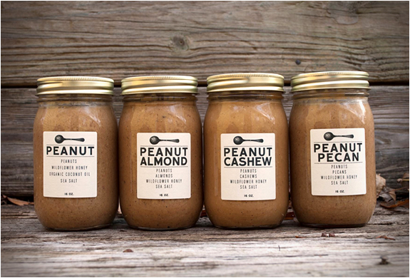 HANDCRAFTED NUT BUTTERS | BY BIG SPOON ROASTERS | Image