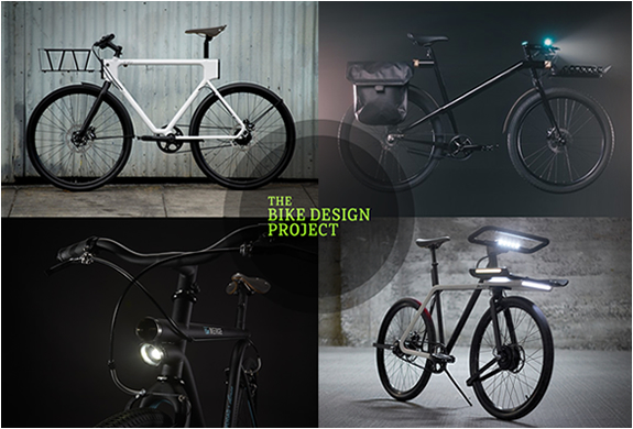 Bike Design Project | By Oregon Manifest | Image