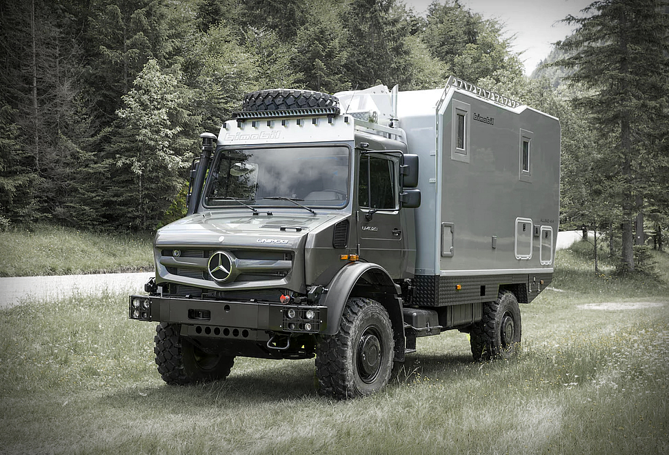 Bimobil EX 435 Expedition Vehicle | Image