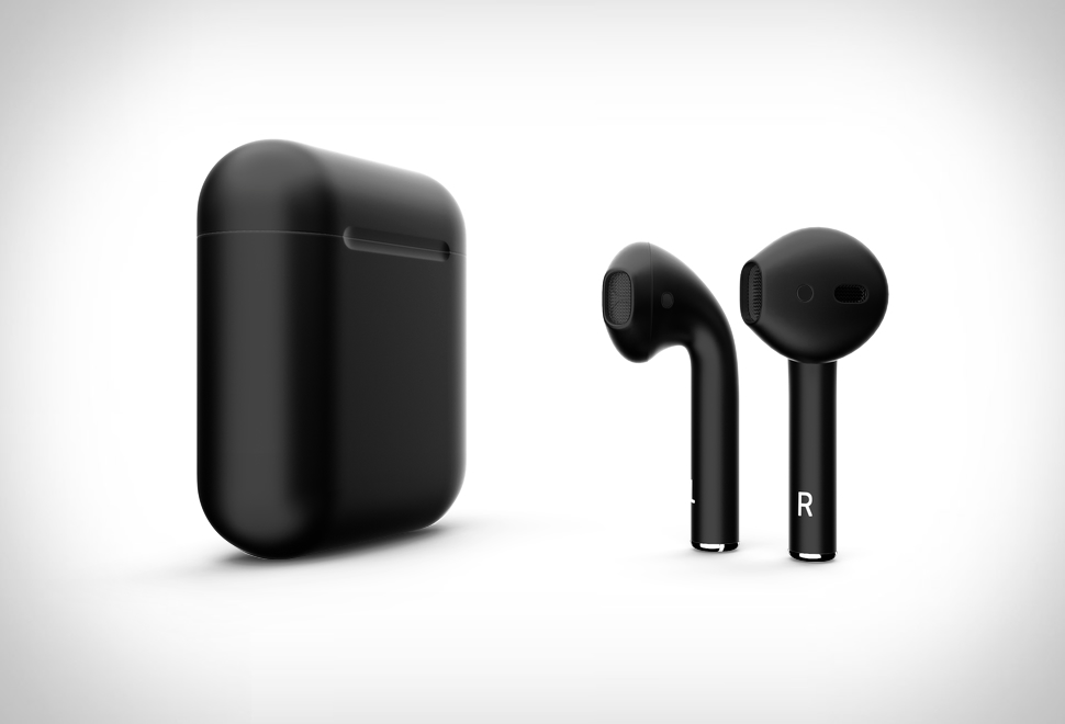 Black AirPods | Image