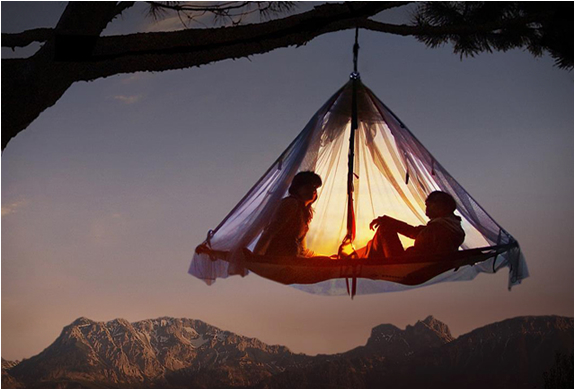 Hanging Tent | By Black Diamond | Image