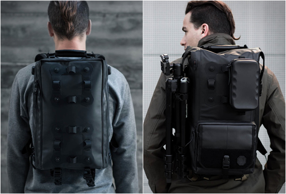 Black Ember Backpacks | Image