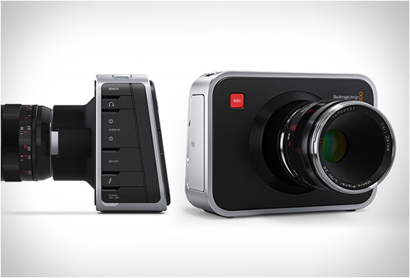 Blackmagic Cinema Camera | Image