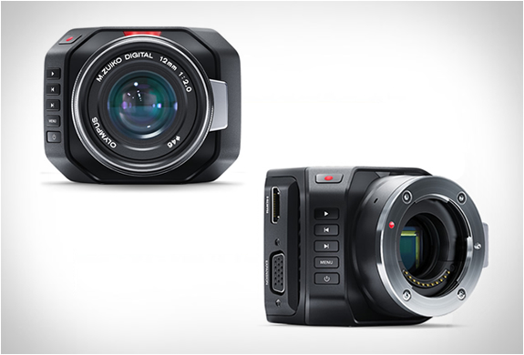 BLACKMAGIC MICRO CINEMA CAMERA | Image
