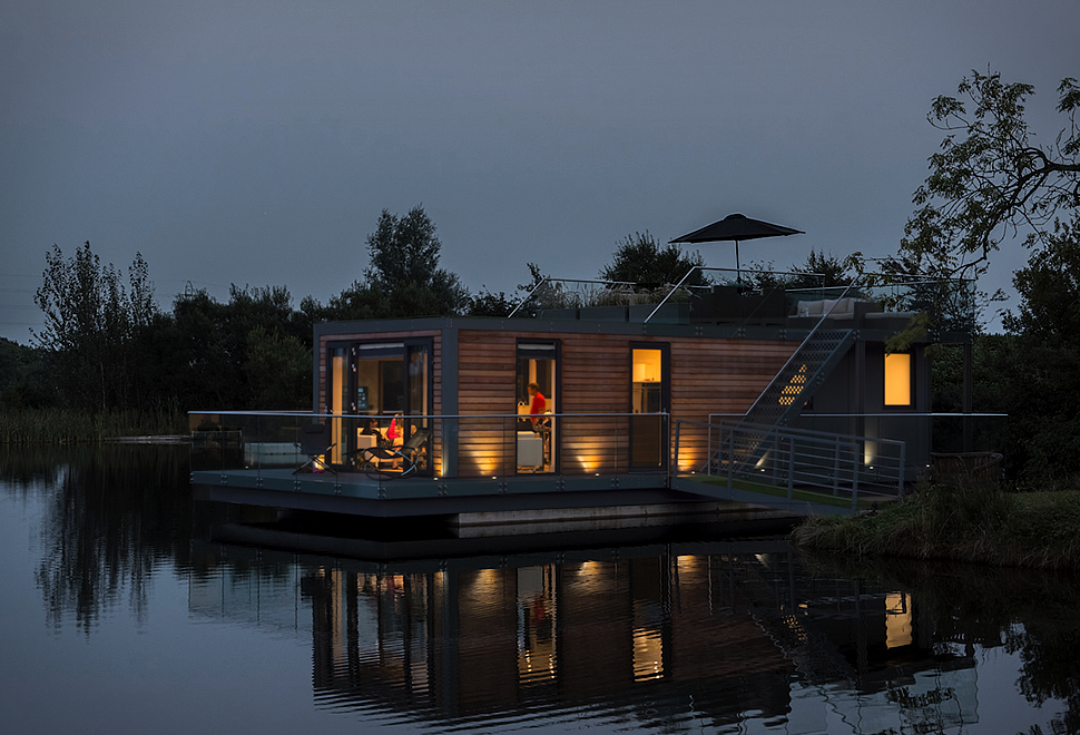 Bluefield Houseboats | Image