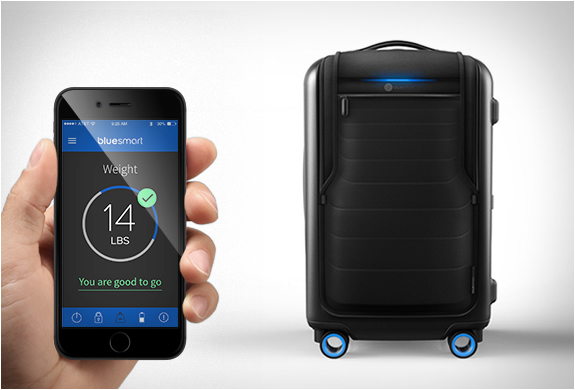 BLUESMART | SMART CARRY-ON | Image