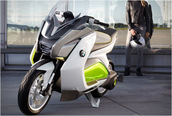Bmw Motorrad Concept Feel Desain Your Daily Dose Of Creativity