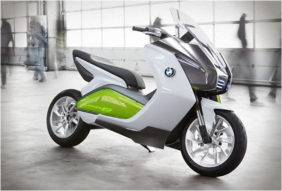 Bmw E-scooter | Image