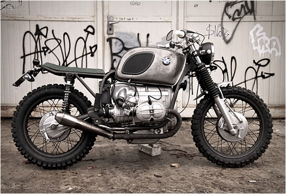 Custom Bmw K65 | By Moto Sumisura | Image