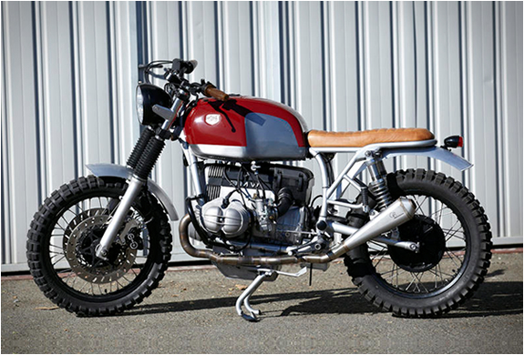 Bmw R100 | By Cafe Racer Dreams | Image