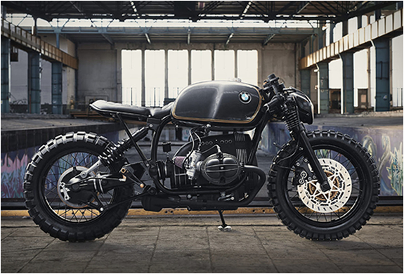 BMW R100R | BY DIAMOND ATELIER | Image