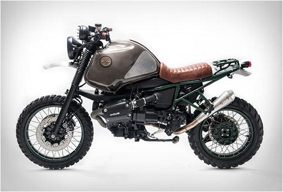 BMW R1100GS | BY OFFICINE SBRANNETTI | Image