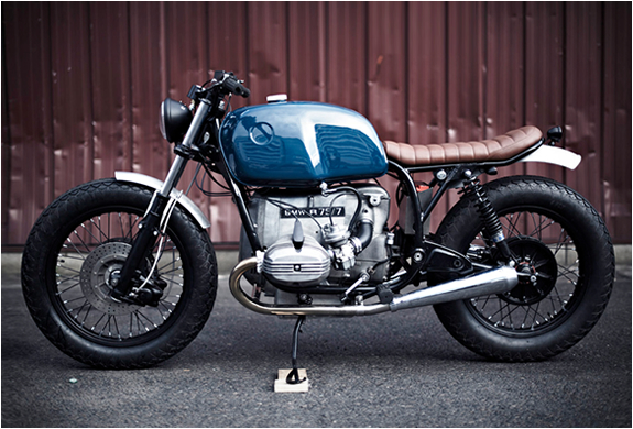 BMW R75/7 | BY CLUTCH CUSTOM MOTORCYCLES | Image