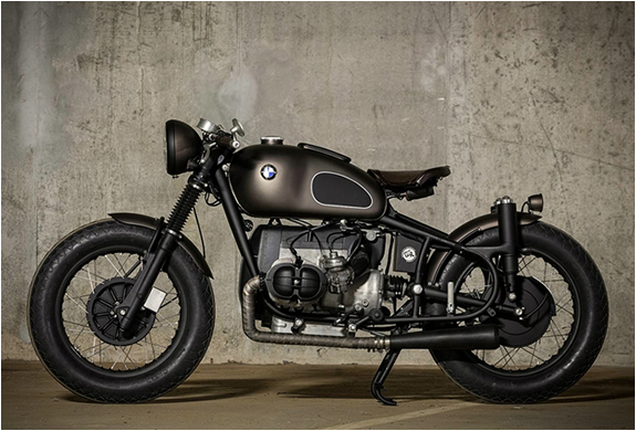 Bmw R80 | By Er Motorcycles | Image