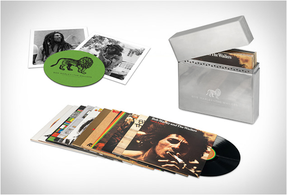 BOB MARLEY THE COMPLETE ISLAND RECORDINGS | Image
