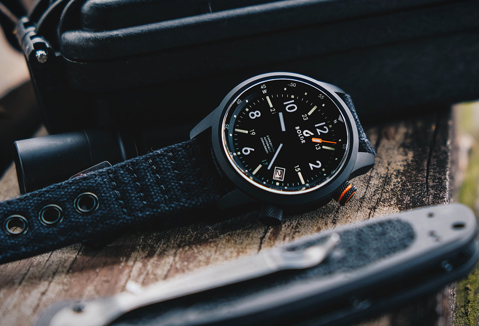 BOLDR Expedition Watch | Image