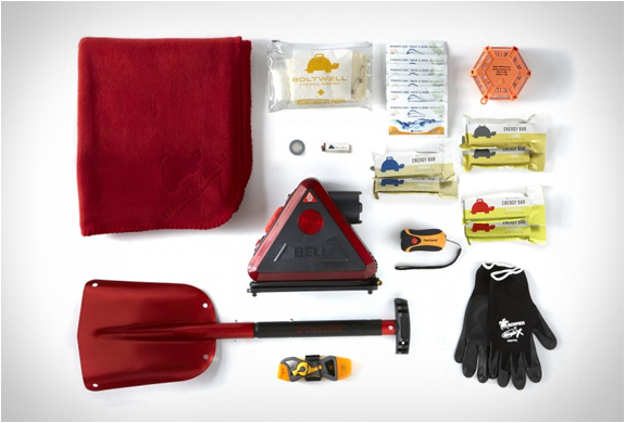 Boltwell Survival Kits | Image