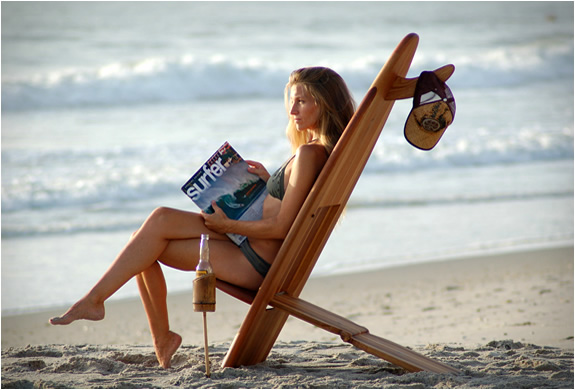 BOMBWATCHER SURFBOARD CHAIRS | Image
