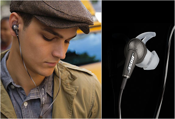 Bose Quietcomfort 20 In-ear Headphones | Image