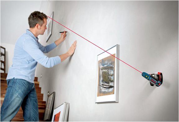 pen line laser level by bosch. Black Bedroom Furniture Sets. Home Design Ideas