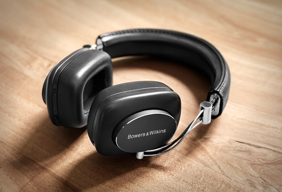 Bowers & Wilkins P7 Wireless Headphones | Image