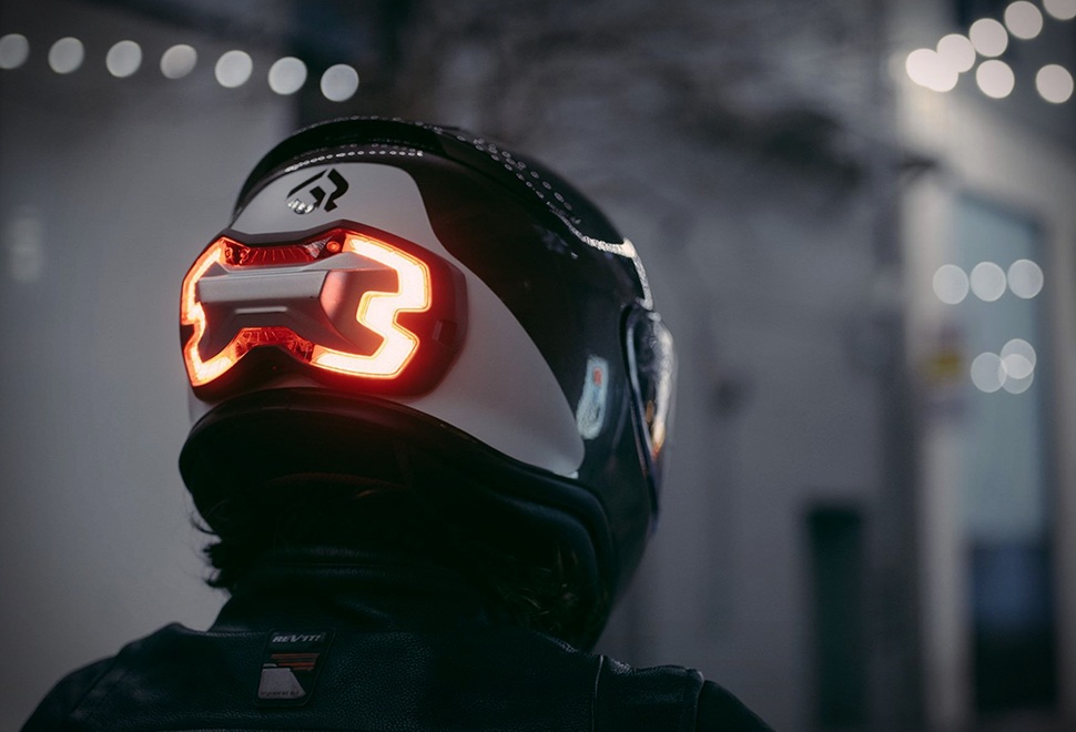Helmet Brake Light | Image