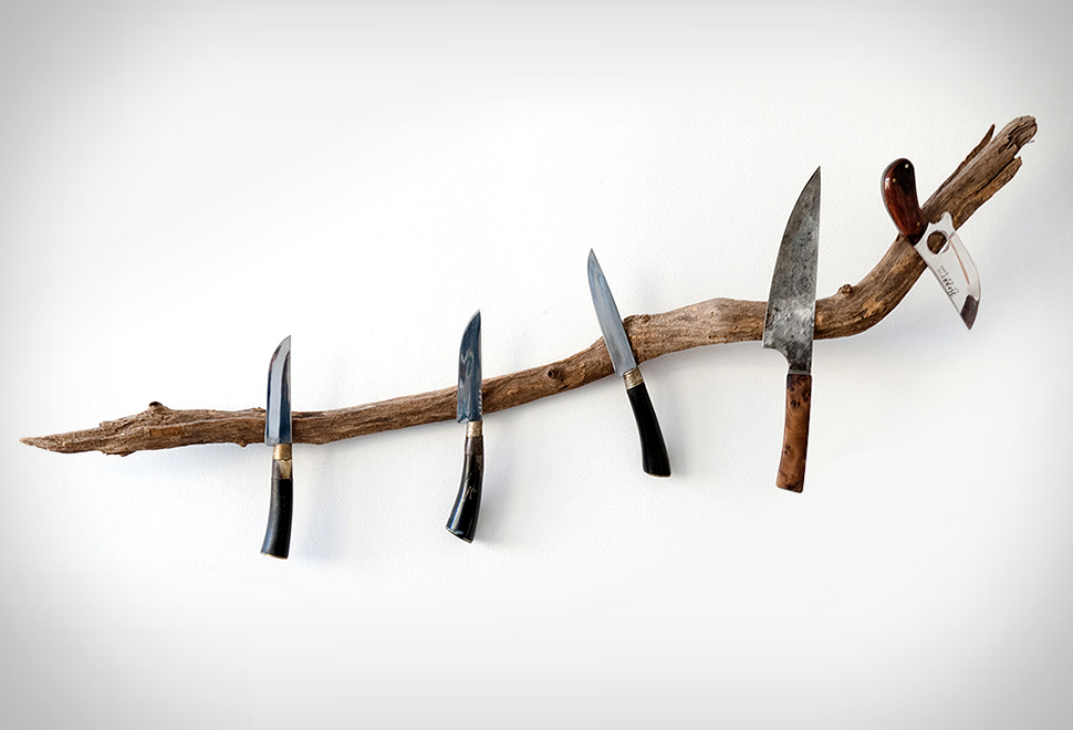 Branch Knife Rack | Image