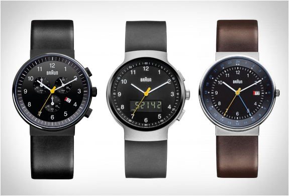 BRAUN 2014 WATCH COLLECTION | Image