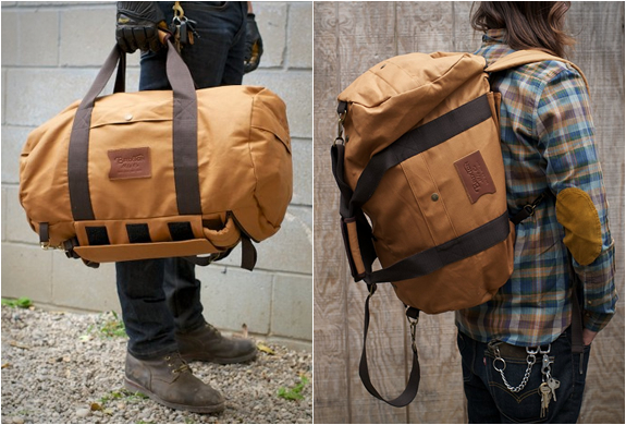 BIXBY DUFFLE BAG | BY BRIXTON | Image