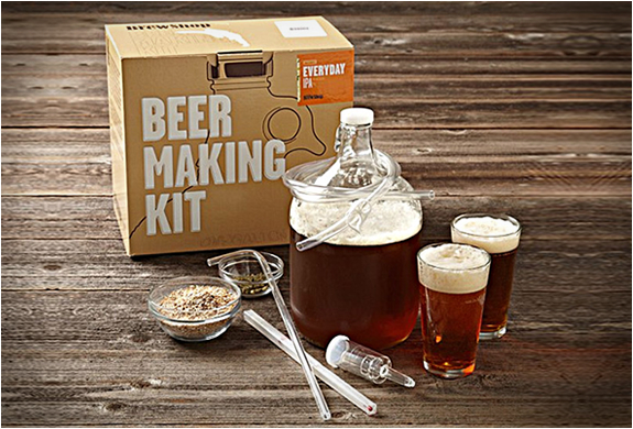 Beer Making Kit | By Brooklyn Brew Shop | Image