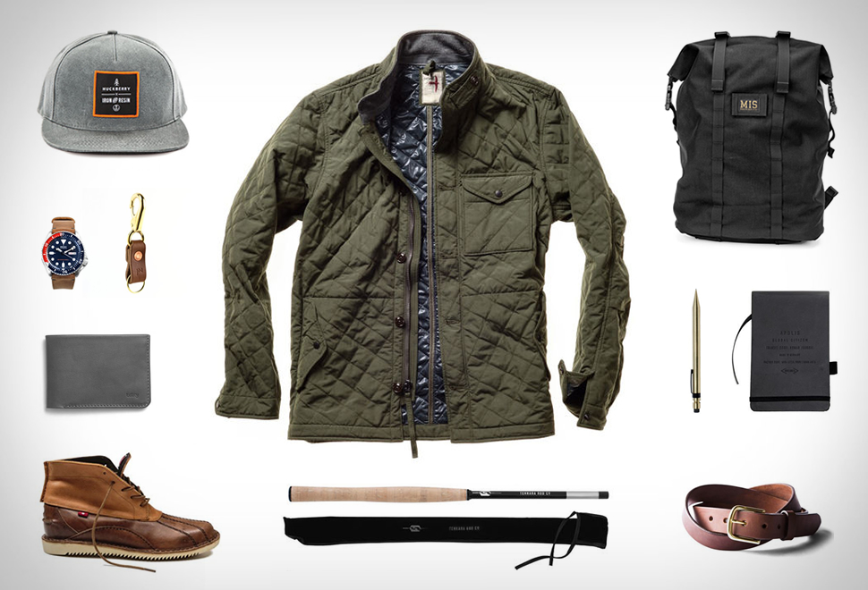 Jan 2016 Finds On Huckberry | Image
