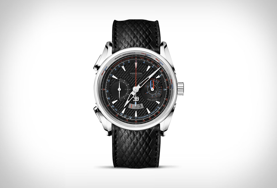 BUGATTI AEROLITHE PERFORMANCE WATCH | Image