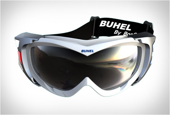 BUHEL SPEAKGOGGLE G33 INTERCOM | SKI AND TALK | Image